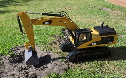 Rc Construction Equipment For