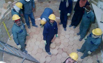 Manpower for Refractory