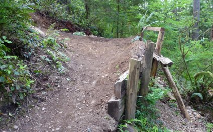 Switchback Trail Design