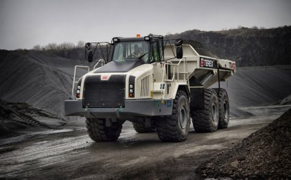The Terex TA400 (pictured) and