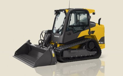 Volvo MCT110C compact track