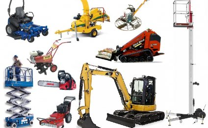 Construction Rental Equipment