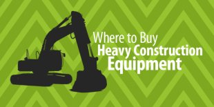 Heavy Construction Equipment Sales