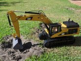 RC Caterpillar Construction Equipment