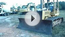 CONSTRUCTION EQUIPMENT BULLDOZER 2001 CATERPILLAR D5CLGP