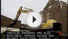 Construction Equipment Operation Career Overview