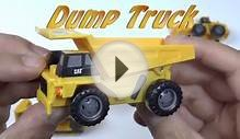Learn Construction Vehicle Names