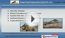 Road Construction Equipment by Kesar Road Equipments