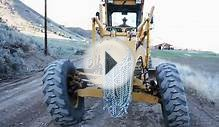 Road Grader Construction Equipment for Kids – Moving