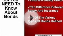 Surety Bonds Construction Bonds Long Island New York Garden