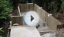Swimming Pools Construction Swindon - M R Pool Services
