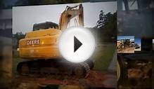Used DEERE Construction Equipment For Sale in USA at