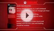Yamaha Golf Car Service Tips: Battery Maintenance