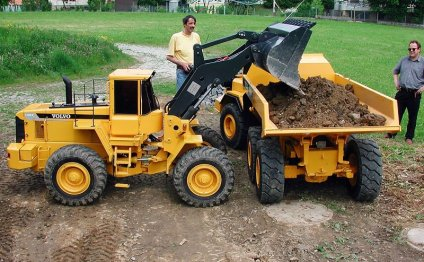 RC Construction Equipment for sale